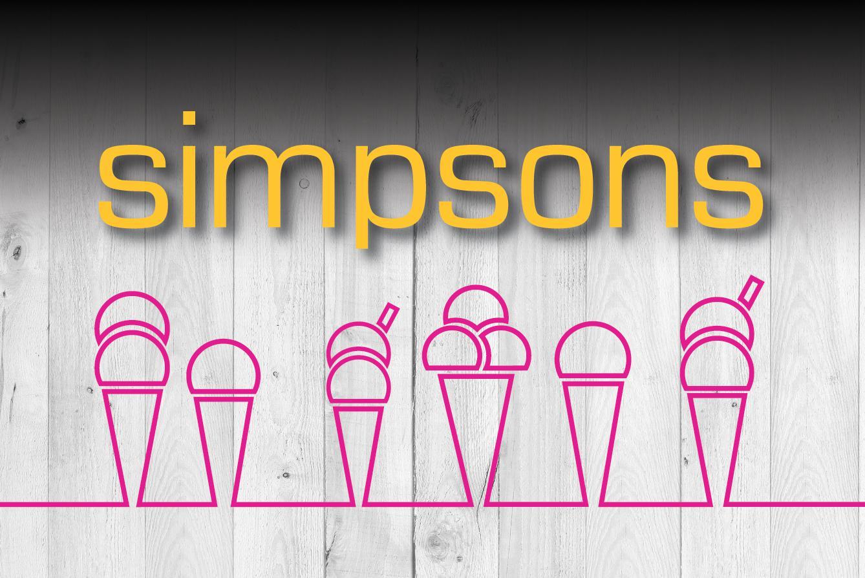 Simpsons Buckie
